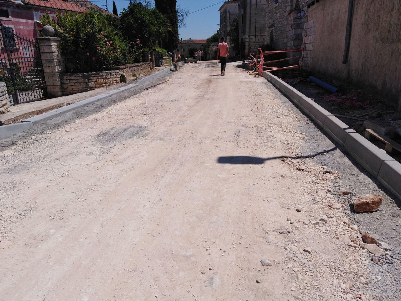 Stanje i napredak radova na gradilištima projekta u mjesecu rujnu 2019. godine